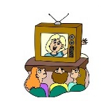 watch tv daily routine for kids in Spanish