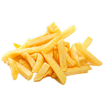 fried potatoes fast food in spanish