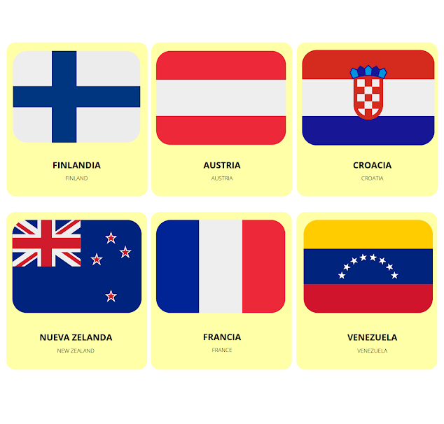 central American countries