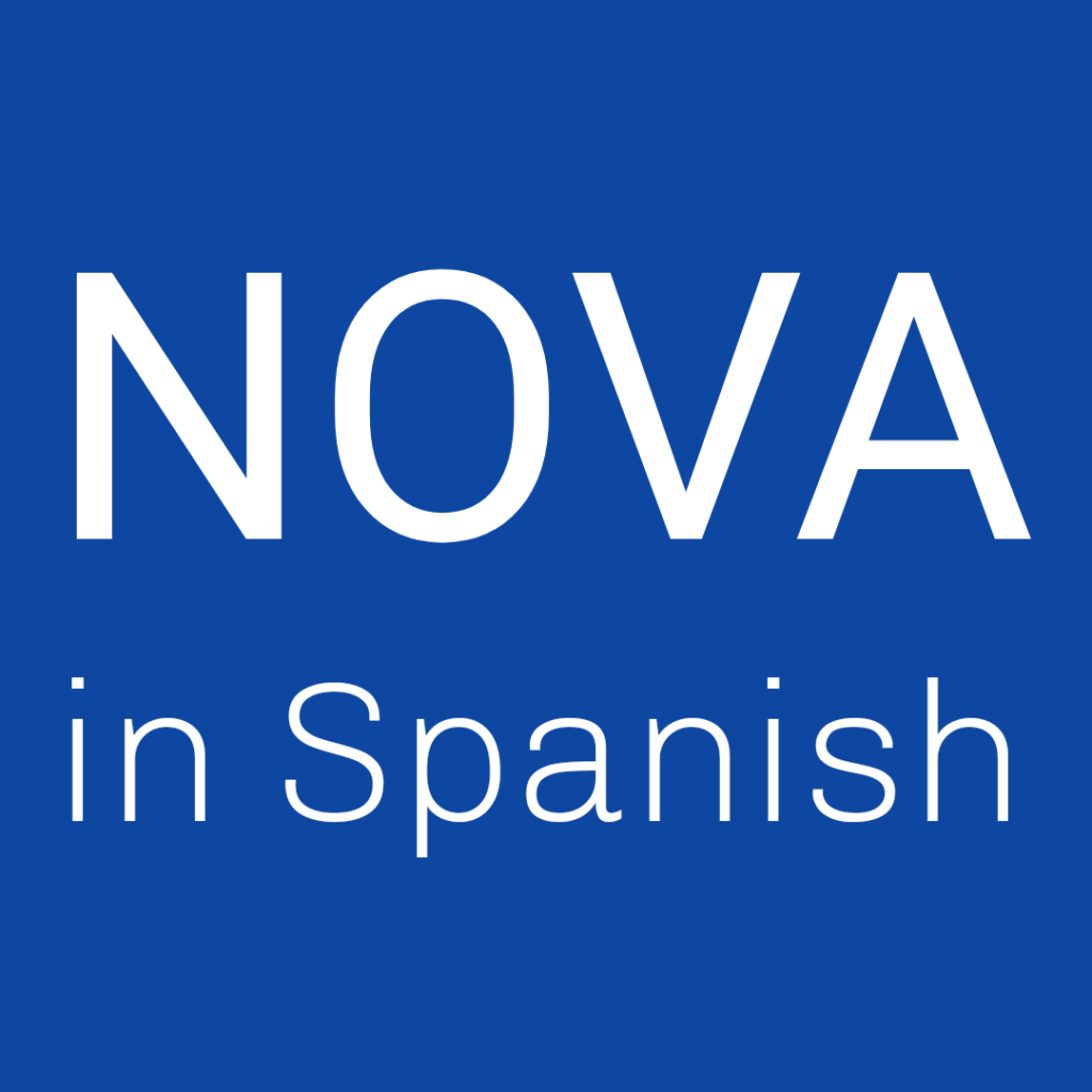 What Does Nova Mean in Spanish
